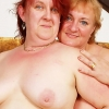 Grey-haired Grandma Lesbians Get Off with Sex Toys